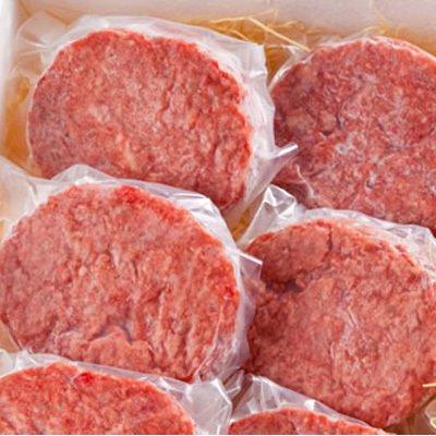 豊後牛ハンバーグステーキ (140g×6) 大分県