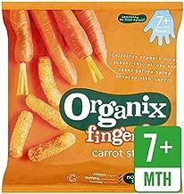 organix finger foods carrot sticks