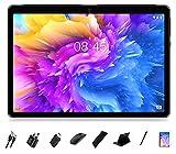 Tablette Tactile Android 10.0 - MEBERRY Tablettes 10 Pouces HD avec 4 Go RAM 64 Go ROM - Processeur à Octa-Core   8000mAh   WI-FI   Bluetooth   GPS   Type-C(5.0+8.0 MP Caméra) - Gris