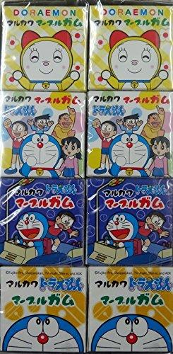 丸川製菓 ドラえもんマーブルガム 4粒×24個