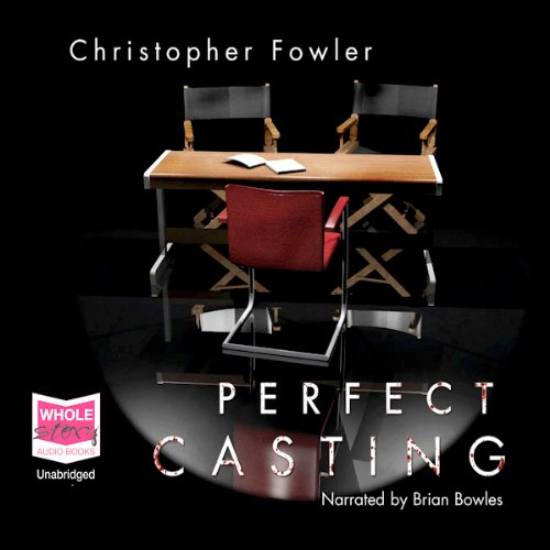 Perfect Casting audiobook cover art
