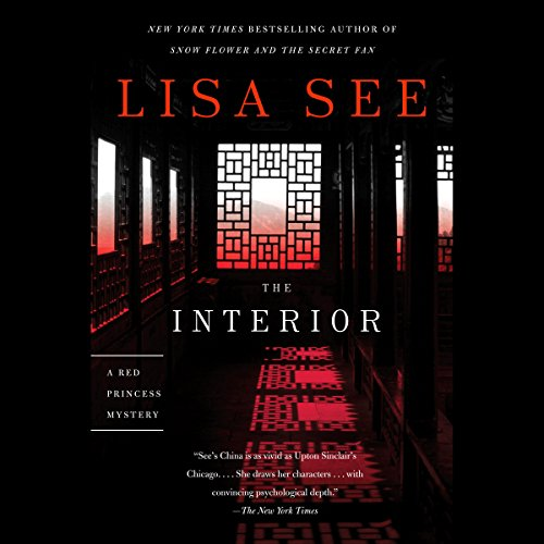 The Interior audiobook cover art