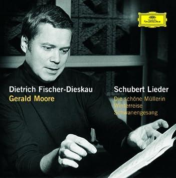 Schubert: Lieder (Box Set)