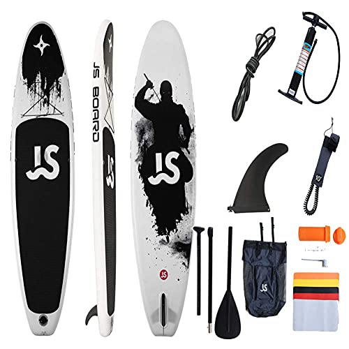XJZKA Tabla de Paddle Sup Tabla de Surf All-Around Vertical Paddle Surfing Tabla de Paddle Inflable portátil, A