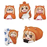 Action Figures Himouto! Umaru-chan 5 DOMA Umaru Cute Q Version Girl Ornaments Collectibles Figurines Toys Animated Character Models Toys