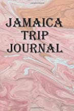 Jamaica Trip Journal: Record all of your Jamaica vacation adventures