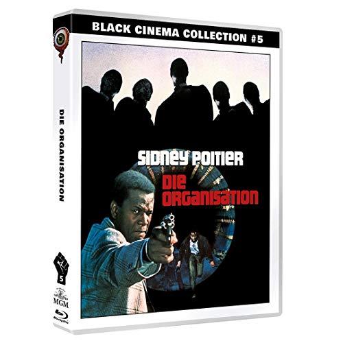 Die Organisation (Black Cinema Collection #05) [Blu-ray]
