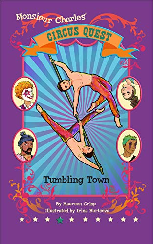 Circus Quest Series: New Book Alert!