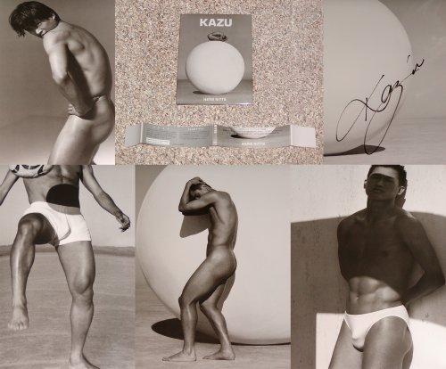 KAZU―ハーブ・リッツ作品集