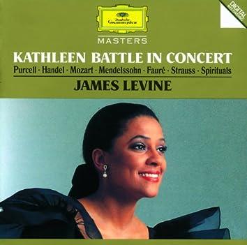 Kathleen Battle in Concert