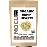 USA Grown Organic Hemp Hearts (Hulled Hemp Seeds) | 3 LB Bag | Cold Stored to Preserve Nutrition | Raw, Non GMO, Vegan,...