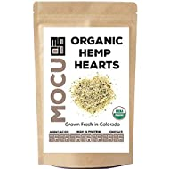 US Grown Organic Hemp Hearts (Hulled Hemp Seeds) | 6 LBS | Cold Stored to Preserve Nutrition | Raw, Non GMO, Gluten Free, Vegan| Protein, Omega's, Minerals |