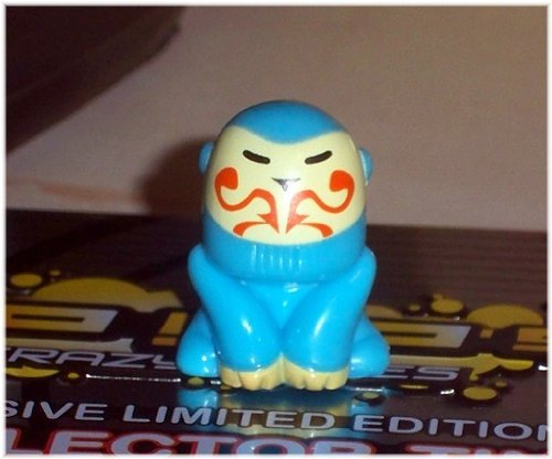 Exclusive Limited Edition Gogos Crazy Bones Advance #9 KEMO (colors may vary) by Magic Box Int.