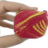G&D Roli Moli Fil Kalawa Mauli Holy Sacred Raksha Sutra Rakhi Bracelet en coton pour festivals indiens Religieux Puja Hindou Rituals Pooja Moli Fil pour cérémonie de puja Raksha Bandhan Diwali