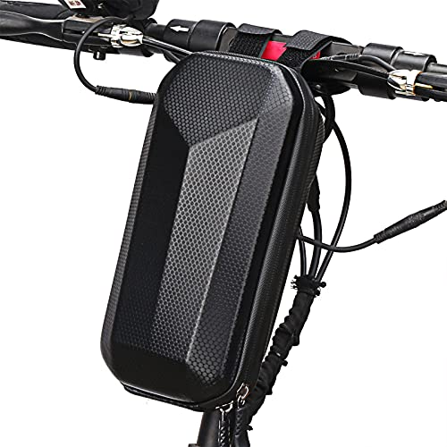 XUJINGJIE Bolsa De Scooter Eléctrica Bolsa De Manillar Impermeable De 2L Accesorios Patinete Electrico para Bicicleta Plegable De Scooter Eléctrico