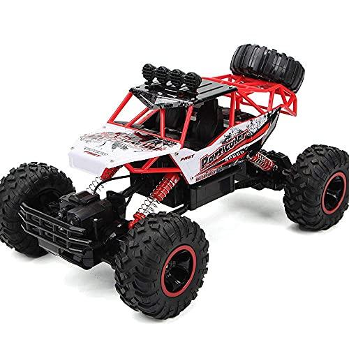 ZCYXQR 1:12 4WD RC Car 2.4G Radio Control Rock Off-Road/Rock Car RC Car Juguetes Camiones Camiones Juguetes para niños (Regalo de cumpleaños Festivo)