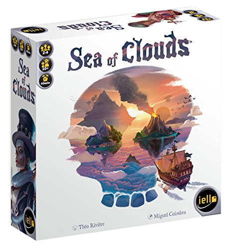 Iello 51330 - Sea of Clouds - Brettspiel - Deutsch