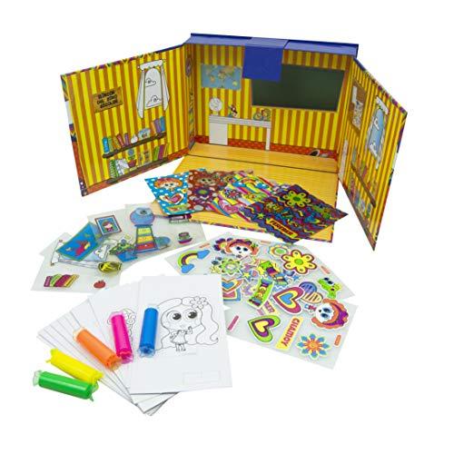 Chamoy- Colegio de la Vela Perpetua Distroller amiguis Set de Actividades Creativas, Color (Cife Spain 41861)