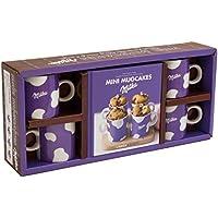 Kit Mini mugcakes Milka®: Coulants y minipasteles listos en menos de 5 minutos (Kits Cúpula)