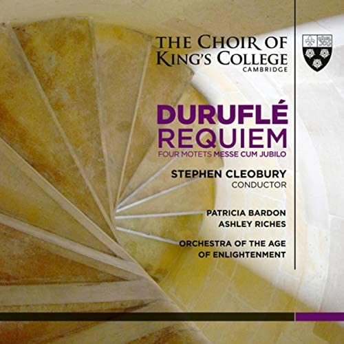 Orchestra Of The Age Of Enlightenment, Stephen Cleobury & Choir of King's College, Cambridge