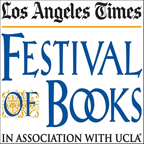 Meg Cabot in Conversation with Cecil Castellucci (2010): Los Angeles Times Festival of Books audiobook cover art