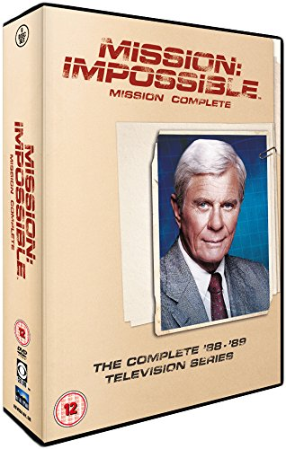 Mission Impossible - Mission Complete (The Complete TV Series) [DVD]