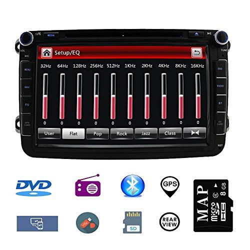 Stereo Home Autoradio 2 Din Car Stereo Satellite Navegador