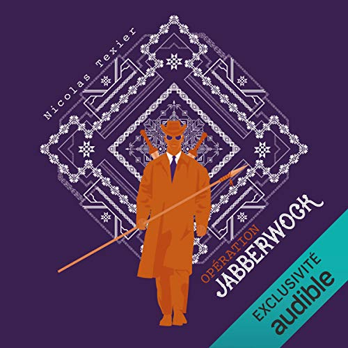 Opération Jabberwock cover art