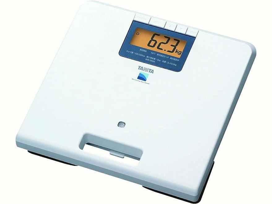 うなずくフックソファー業務用デジタル体重計(検定品) WB-260A(RS-232Cタンシツキ