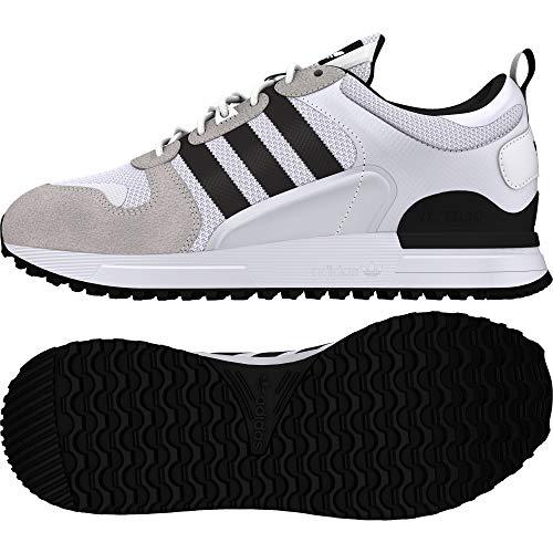 adidas Originals Unisex ZX 700 HD Sneaker Weiß 43 1/3