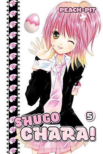 Shugo Chara! Vol. 5 (English Edition)