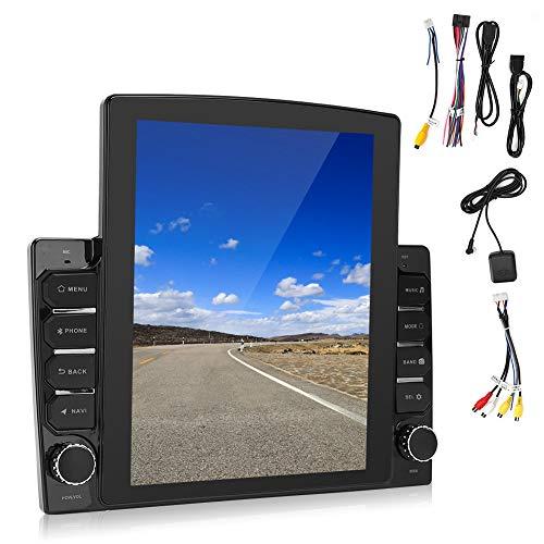 Navegación GPS, pantalla estéreo 2.5D para coche de 9,7 pulgadas para Android Bluetooth MP5 Wifi FM Radio estéreo universal