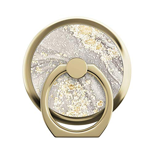 iDeal Of Sweden Magnetic Ring Mount (Handy-Ringhalter und Ständer) (Sparkle Greige Marble)