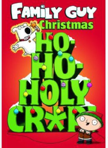 Family Guy Christmas: Ho-Ho-Holy Cr*P [Edizione: Regno Unito] [Italia] [DVD]