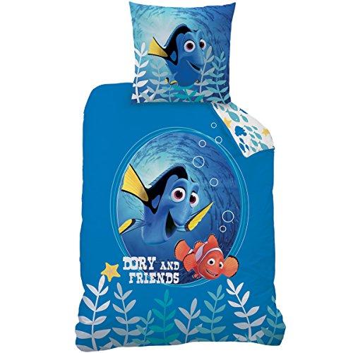 Disney Nemo Bettwäsche, Blau