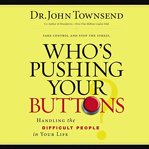 Who's Pushing Your Buttons? cover art