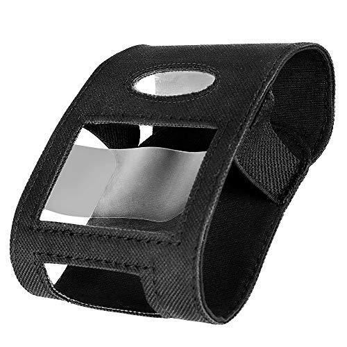 MUNBYN Mini-bonprinter met Draagtas, 58 mm Draagbare Bluetooth Mobiele Thermische Printer, Hoge Afdruksnelheid Compatibel met Android Windows-systemen en ESC/POS-afdrukopdrachten