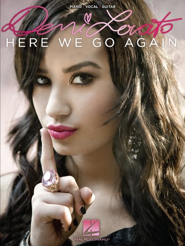 Demi Lovato - Here We Go Again Songbook (English Edition)