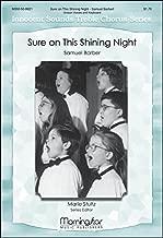 Sure on This Shining Night - Keyboard Sheet Music