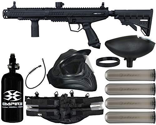 Action Village Tippmann Stormer Tactical Paintball Gun Legendary Package Kit