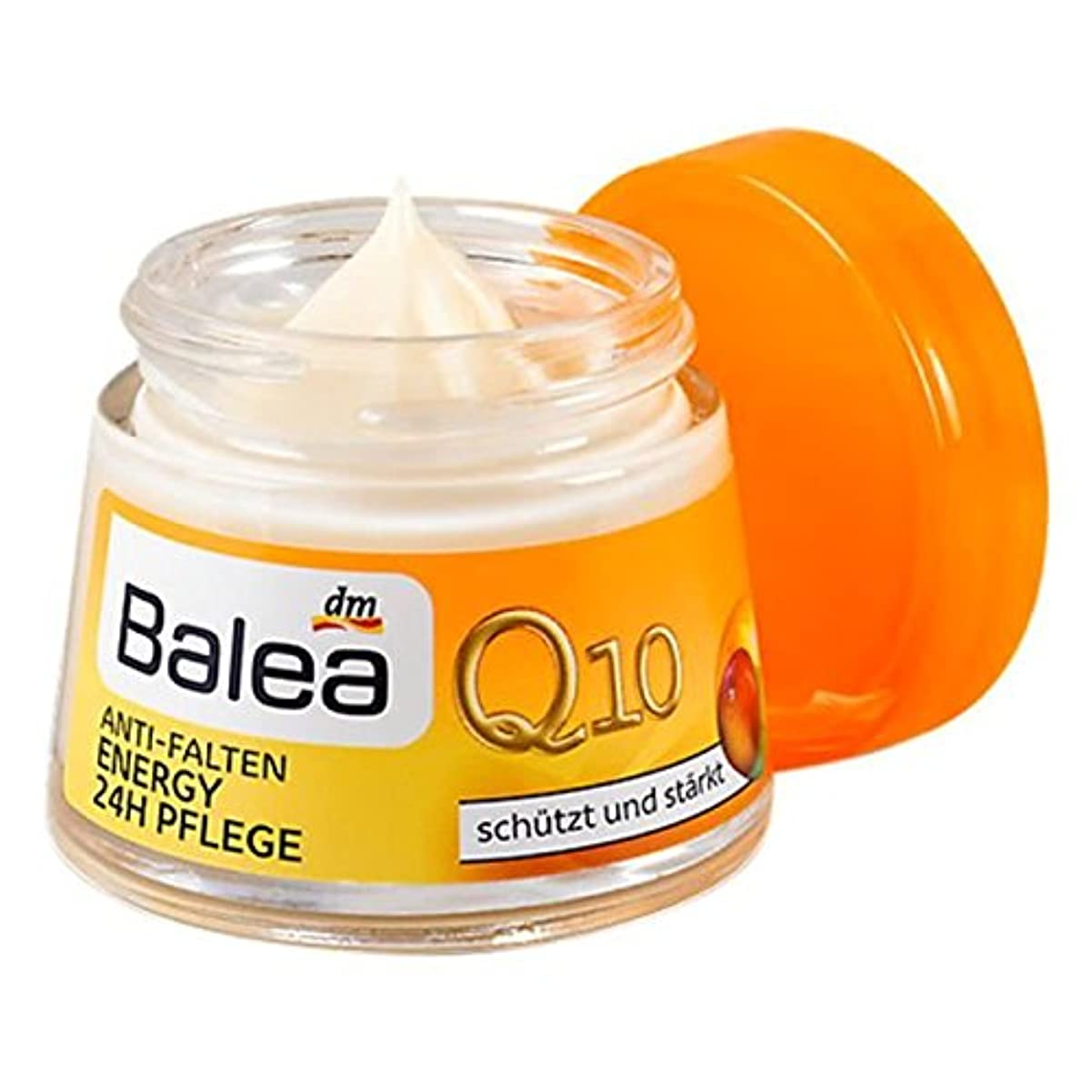 限りなく軽蔑勤勉なBalea Day Care Q10 Anti-Wrinkle Energy 24hケア 50 ml