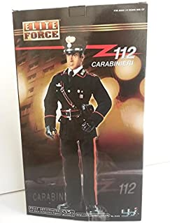 Blue Box Elite Force Maresciallo Dei Carabinieri Action Figure 34 Cm