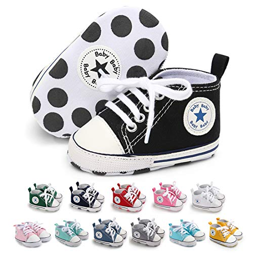 Itaar Baby Canvas Sneaker Shoes
