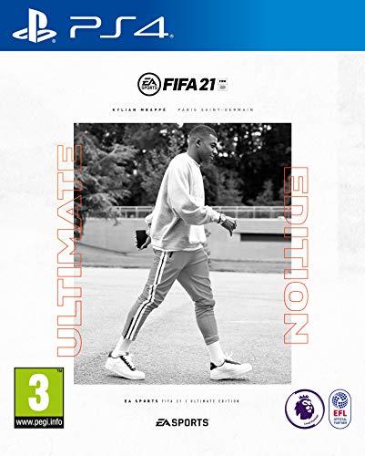 FIFA 21 Ultimate Edition - PlayStation 4 [Edizione: Regno Unito]