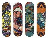 "General Packaging Skateboards for Beginners, 31"" Complete Skateboard for Kids, Teens & Adults"