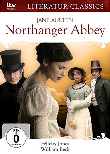 Northanger Abbey - Jane Austen - Literatur Classics