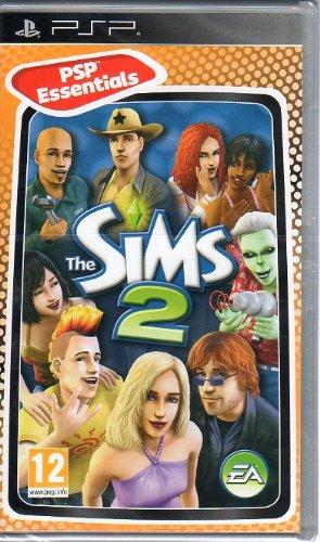 PSP - The Sims 2 - Essentials [UK Import]