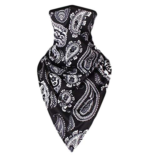Crème solaire bandanas foulard masque extérieur serre-tête serre-tête serre-tête-A36