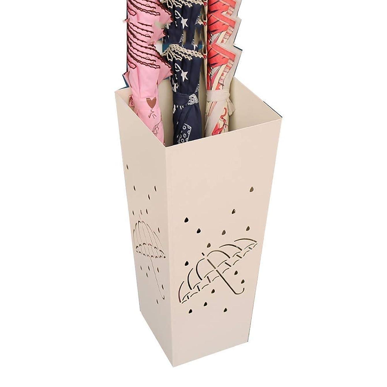 緯度先例形式傘立て傘ラックフリースタンド、ウォーキングスティック、包装紙、野球用バット収納ラックに最適