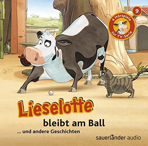 Lieselotte bleibt am Ball: Vier Hörspiele - Folge 9